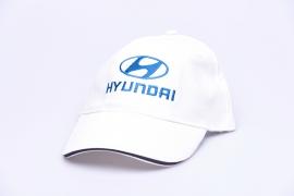 Бейсболка, кепка Hyundai