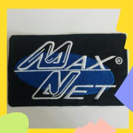Шеврон логотип MAX NET