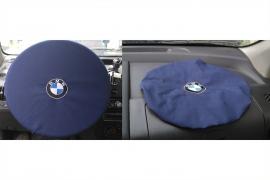 Защитный чехол на рулевое колесо